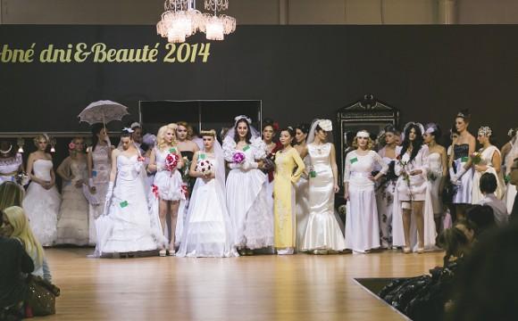 Svadobné dni & Beauté 2014