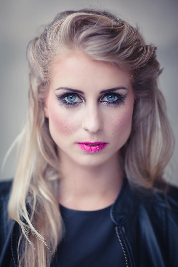 fashion portret Lucka, fotograf Lubos Durica