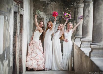 Models Shooting – Wedding Show Bytča 2015