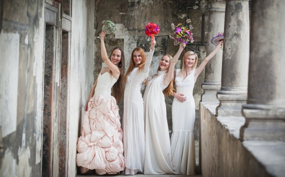Models Shooting – Wedding Show Bytča 2015