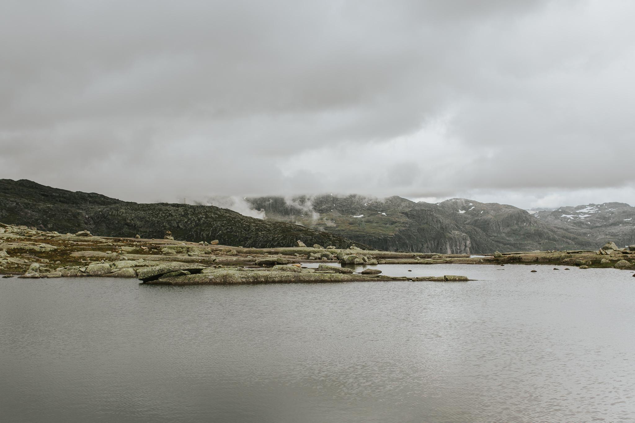 trolltunga fotograf lubos durica norsko